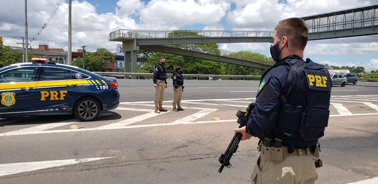 Policia Rodoviaria Federal CAC